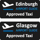 approved glasgow and edinburgh taxi